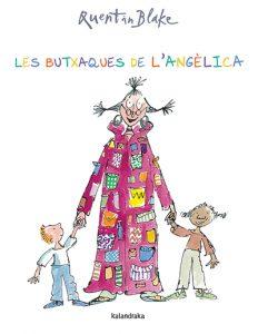 Les butxaques d'Angèlica, Quentin Blake
