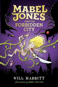 Mabel Jones forbbiden city