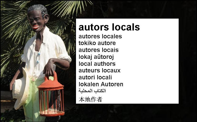 autors locals autores locales